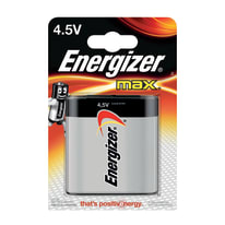 Pila alcalina piatta 4.5V Energizer MAX