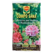 Terriccio Compo Sana Terriccio per Azalee e Rododendri 20 lt Compo 20 L