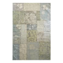 Tappeto Modern kilim ecru 135 x 190 cm