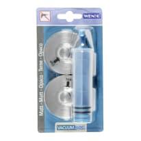 Set 2 elementi di fissaggio Vacuum-Loc per Premium opaco