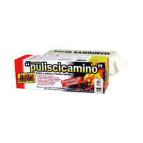 Antifuliggine Puliscicamino marrone 9,5 x 9,5 x 29 cm 1300 g