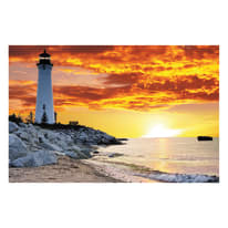 quadro su tela Lighthouse 75x115