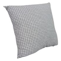 Cuscino Romy grigio 35 x 35 cm