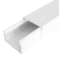Minicanale per cablaggio 15 x 15 mm x L 2 m