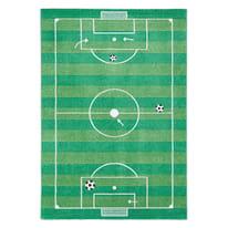 Tappeto Calcio kids verde 115 x 170 cm