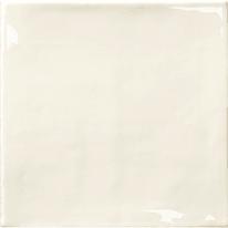 Piastrella Natura 13 x 13 cm bianco