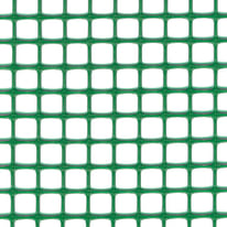 Rete Quadra 10 H 1 x L 5 m verde