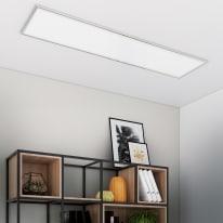 Pannello Led integrato Gdansk luce naturale 4600LM L 120 x H 30 cm