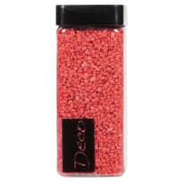Sassi e graniglia decorativa rosso 0,8 g