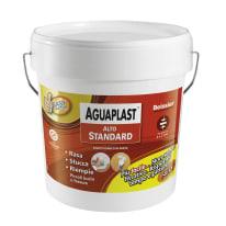 Stucco in pasta Aguaplast Alto Standard liscio bianco 6 kg