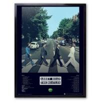 Stampa incorniciata Beatles 30 x 40 cm