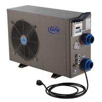 Pompa di calore reversibile da 12 kW, per piscine fino a 80m³, 2000 W