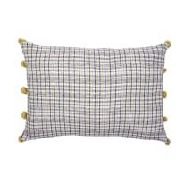 Cuscino Jama giallo 60 x 40 cm
