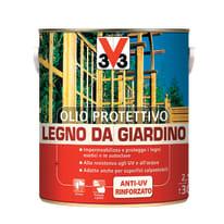 Protettivo per terrazze in legno V33 incolore 2 L