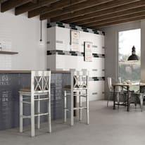 Piastrella Artistic 7,5 x 30 cm grigio