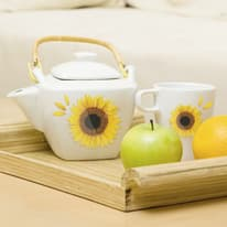 Wallsticker Creative S Sunflowers