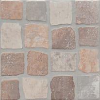 Piastrella Agorà 31 x 31 cm grigio, beige