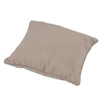 Cuscino dorso Marjorie tortora 40 x 40 cm