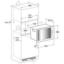 Microonde grill singolo 2 funzioni INDESIT MWI 122.2 X