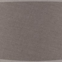 Paralume per lampada da tavolo personalizzabile  Ø 31 cm tortora in teletta Inspire