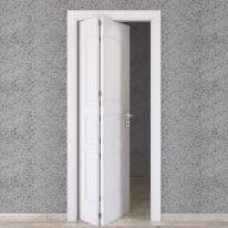 Porta pieghevole Alioth bianco L 80 x H 210 cm sinistra