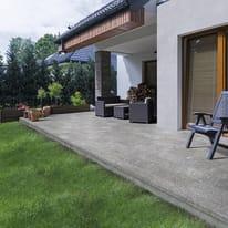 Piastrella Rocce Serizzo H 20 x L 40 cm PEI 4/5 grigio