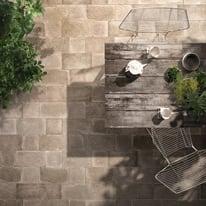 Piastrella Harlem H 20 x L 40 cm PEI 4/5 grigio