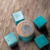 Piastrella Hard H 15 x L 61 cm PEI 5/5 marrone