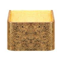 Applique Celin oro, in metallo, 10 cm, LED integrato 6W