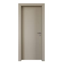 Porta a battente Cinder grigio L 70 x H 210 cm sinistra