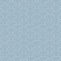 Piastrella Astuce L 20 x H 19.7 cm blu