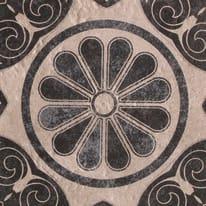 Piastrella Costa H 20 x L 20 cm PEI 3/5 grigio, antracite