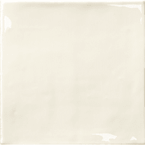 Piastrella Natura L 13 x H 13 cm bianco