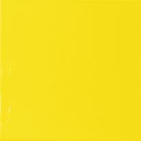 Piastrella Cromie L 20 x H 20 cm giallo