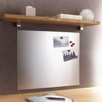 Pannello decorativo della cucina in acciaio inox L 60 x H 50 cm
