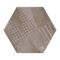Piastrella Docklands H 24 x L 27.7 cm PEI 4/5 grigio