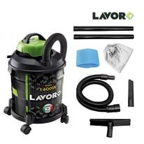 Aspiratore industriale LAVOR Joker1400S aspirazione 18 kPa 20 L 1200 W