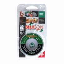 Nastro teflon Silicon Sealing tape per raccordi idraulici 0.014 x 5 x Sp 0.6 mm