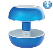 Lampada da tavolo Joyo bluetooth lightcolor blu trasparente, in plastica, G5.3 MAX3,5W IP20