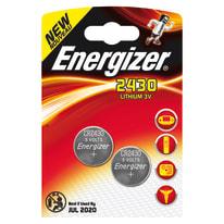 Pila CR2430 ENERGIZER 2430 blister 2pz 2 batterie