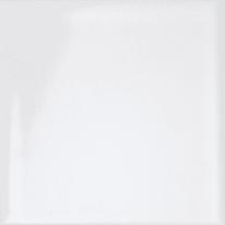 Piastrella Brillant L 10 x H 9.7 cm bianco