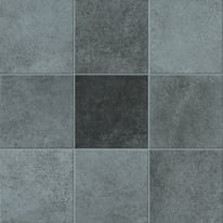 Piastrella Cement H 10 x L 10 cm PEI 4/5 antracite