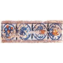 Listello Provence multicolore L 7.5 x H 20 cm