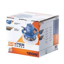 Lucidatrice DEXTER POWER 120 W 3200 giri/min