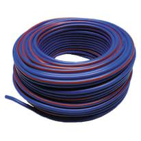 Cavo elettrico fror BERICA CAVI 4 fili x 0,5 mm² Matassa 50 m blu