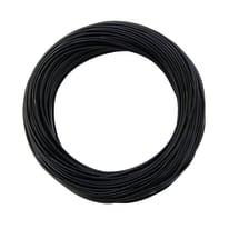 Cavo elettrico LEXMAN 1 filo Matassa 15 m nero