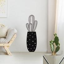 Sticker Cactus 6x37.5 cm