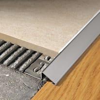 Giunto di dilatazione e frazionamento Proslider acciaio 1.7 x 90 cm