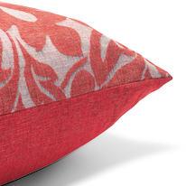 Cuscino Maxi musa rosso 130x130 cm