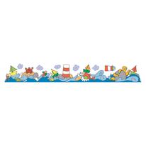 Sticker Sea 200x30 cm